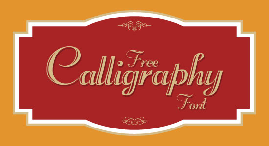 Rechtman Script Free Calligraphy Font Top 20 Best & Beautiful Free Calligraphy Fonts For Your 2013 Projects