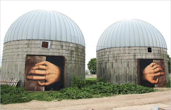 Amazing Street Art by Nikita Nomerz 30+ Awe Inspiring Graffiti Street Art Paintings From Around The World