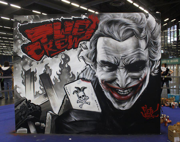 Amazing Street Art by TWE Crew 6 30+ Awe Inspiring Graffiti Street Art Paintings From Around The World