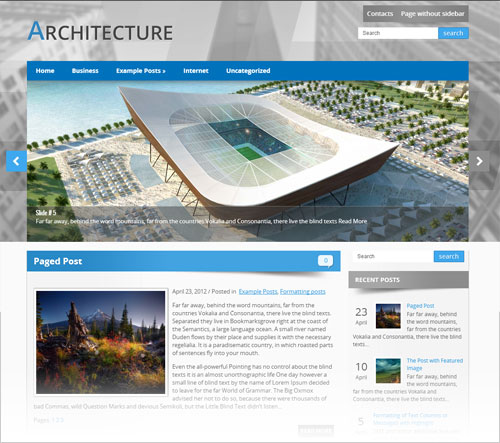 Architecture-Responsive-WordPress-free-theme-2013