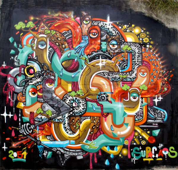 Beautiful-graffiti-Street-art-SUPOCAOS-france