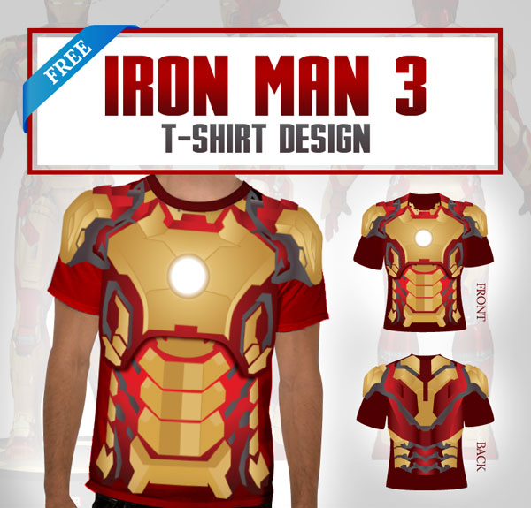 Free-Iron-Man-3-T-shirt-Design-Template