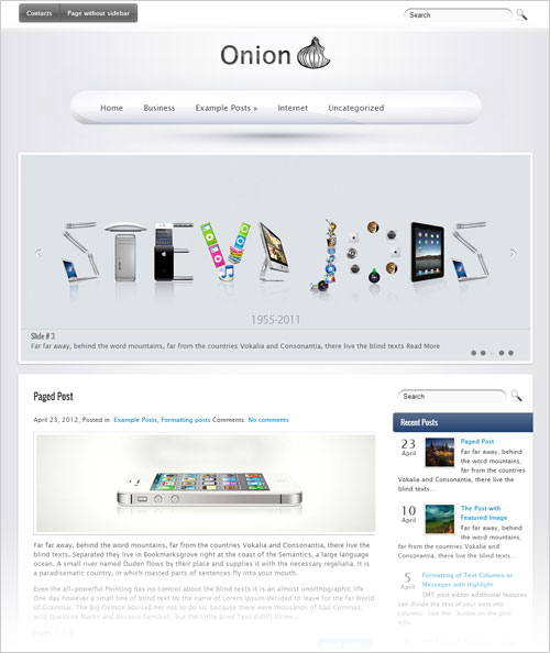Free-Premium-WordPress-theme-2013