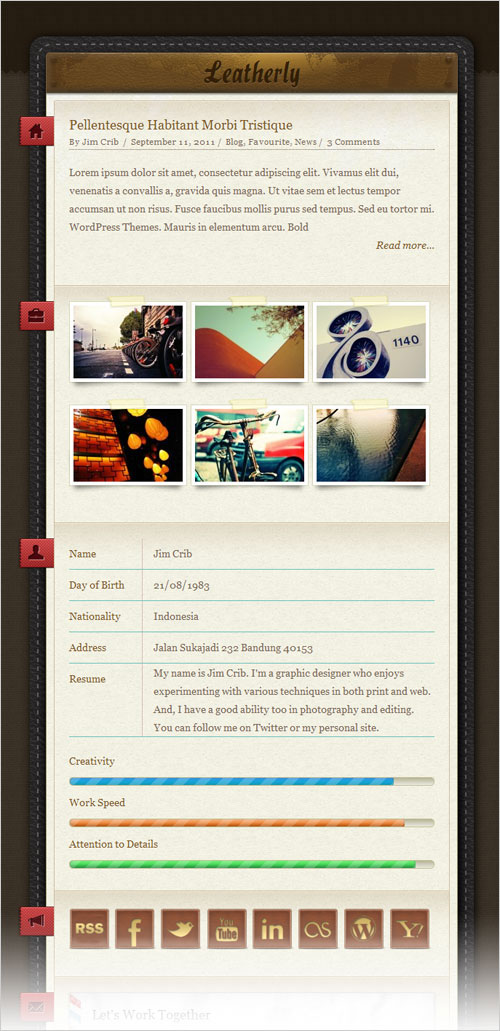 Free-Resume-Responsive-Wordpress-theme