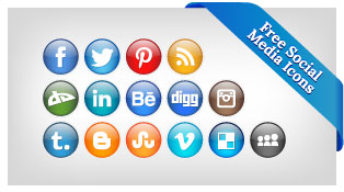 Free-Social-Media-Icons-For-iphone-&-Technology-Blogs