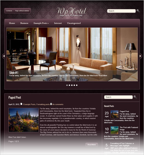 Hotel-free-Wp-responsive-wordpress-theme-2013