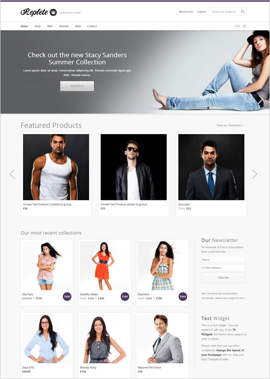 Replete-e-Commerce-and-Business-Wordpress-Theme