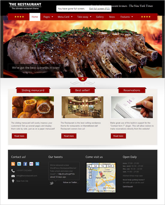 Top-Best-Selling-eCommerce-responsive-WordPress-Theme-for-Restaurant-hotels