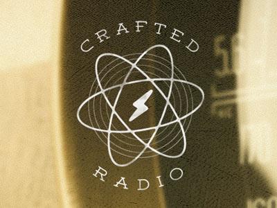 Radio-bolt-logo-design