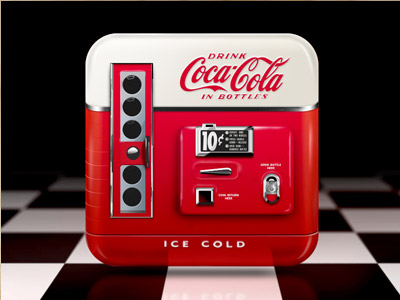 Cola-Cola-Machine-IOS-Icon