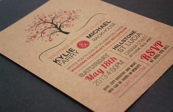 Creativ Wedding Invitations