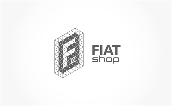 FiatShop-romanian-Car-Part-Selling-Company-Logo-&-Business-Card-Design