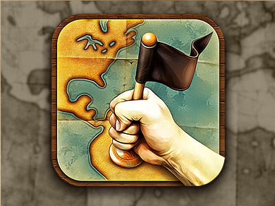 IOS-Map-Game-Icon