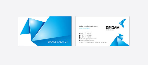 20 Beautiful Business Card Design & Brand Identity Projects For ...