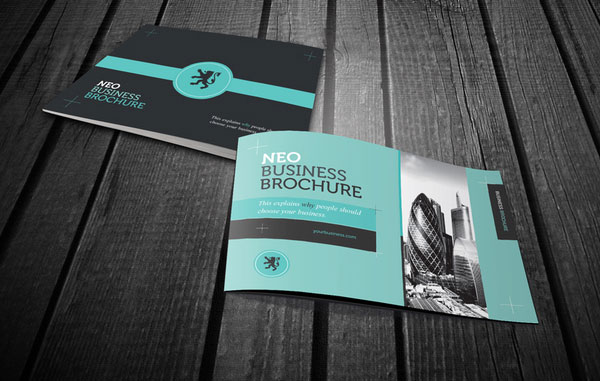 20 simple yet beautiful brochure design inspiration templates
