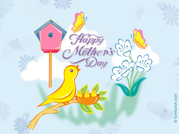 Beautiful cute Happy Mothers Day 2013 wallpaper Happy Mothers Day 2013 Pictures, Card Ideas, HD Wallpapers, Quotes & Facebook Covers