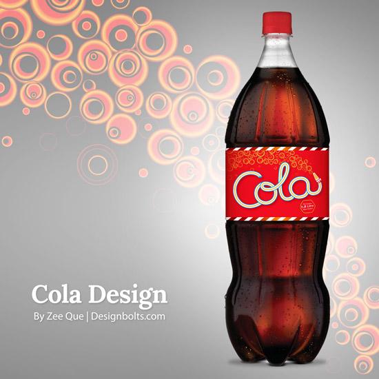 Cola-Design-Presentation