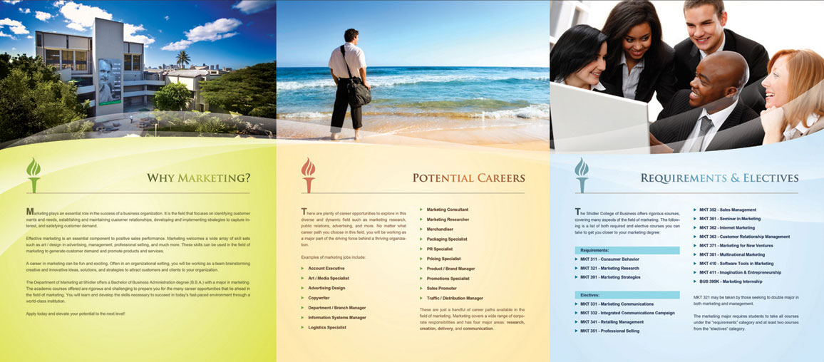 Brochure Design Ideas brochure layout and design Corporate Tri Fold Brochure Design Ideas 5