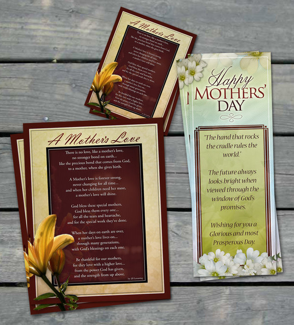 Happy-mothers'-day-handout-card-idea
