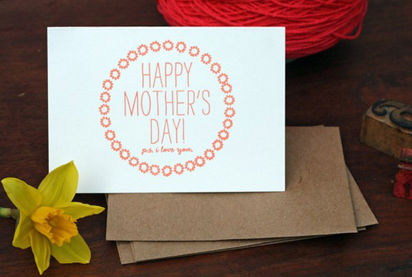 Happy mothers day with love 15 Happy Mothers Day 2013 Pictures, Card Ideas, HD Wallpapers, Quotes & Facebook Covers