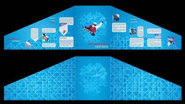 Snowboard-creative-brochure-design