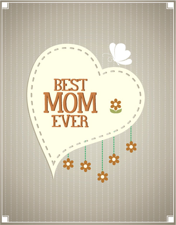 happy mothers day cards 10 Happy Mothers Day 2013 Pictures, Card Ideas, HD Wallpapers, Quotes & Facebook Covers