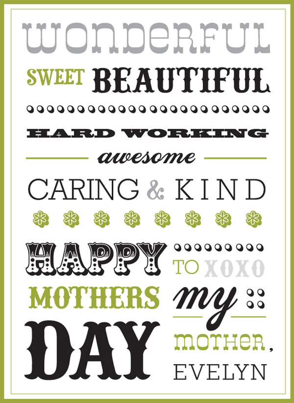 happy mothers day postcards 2013 5 Happy Mothers Day 2013 Pictures, Card Ideas, HD Wallpapers, Quotes & Facebook Covers