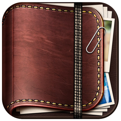 Beautiful-File-Cover-iOS-app-icon