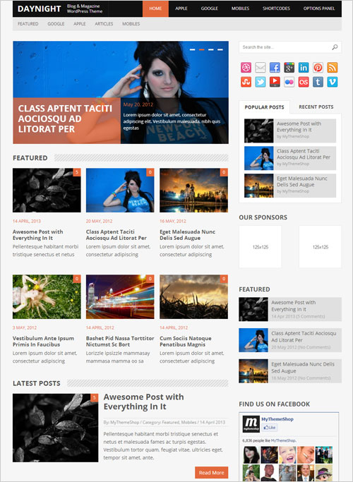 10 Best Magazine WordPress Themes You Should Not Miss