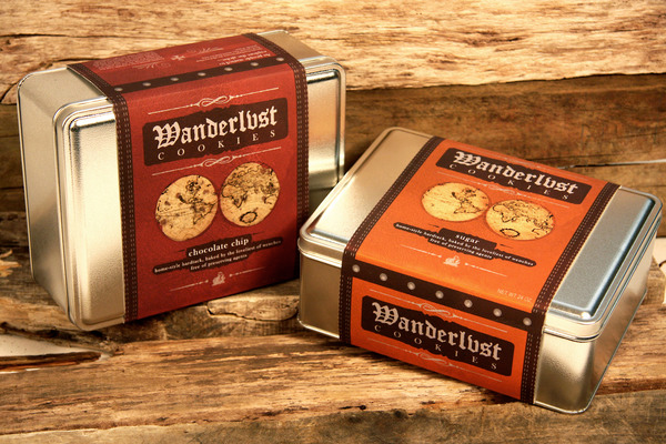 Cookie-Package-Design-Project-wanderlust