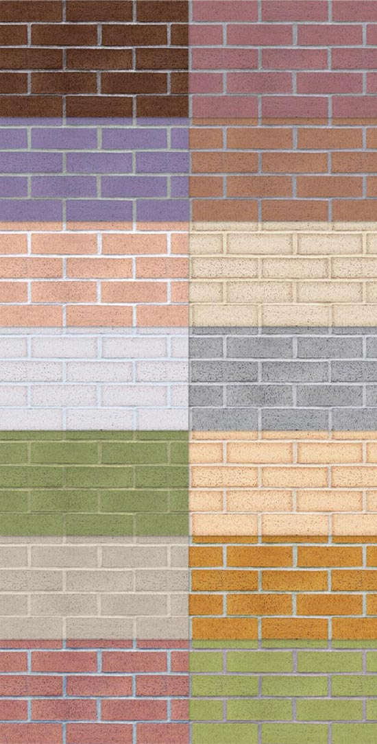 Free-High-Quality-Tileable-Photoshop-CS5-Colorful-Seamless-Bricks-Patterns-Textures