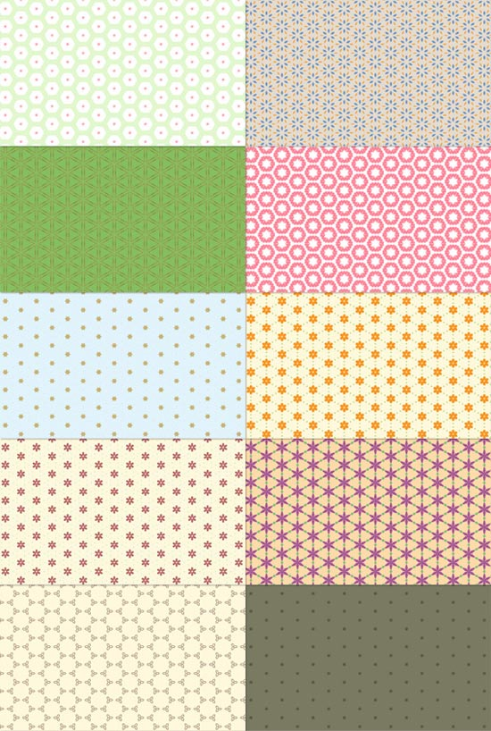 Free-Lovely-girly-seamless-patterns
