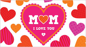 Happy-Mother's-Day-2013-Beautiful-Cards,-Vector-Images-Typography