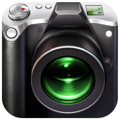 SLR-Camera-ios-app-icon-design