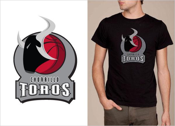 Toros-Del-Chorillo-logo-t-shirt
