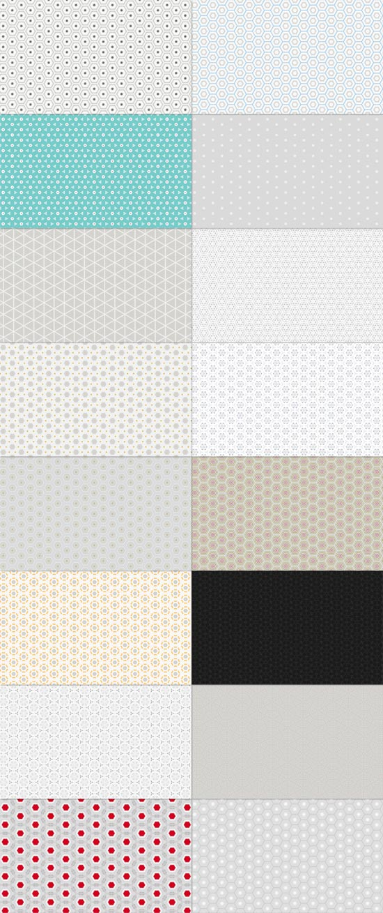 free_high_quality_Light-color-minimal_patterns