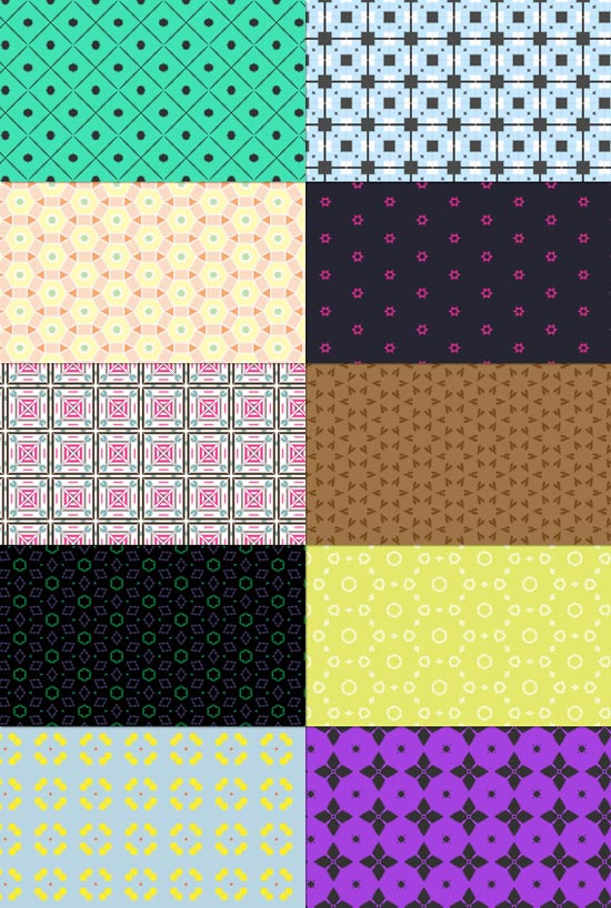 free_high_quality_tileable_abstract_textures_patterns-Set