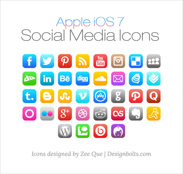 Apple-ios7-Social-Media-Icons