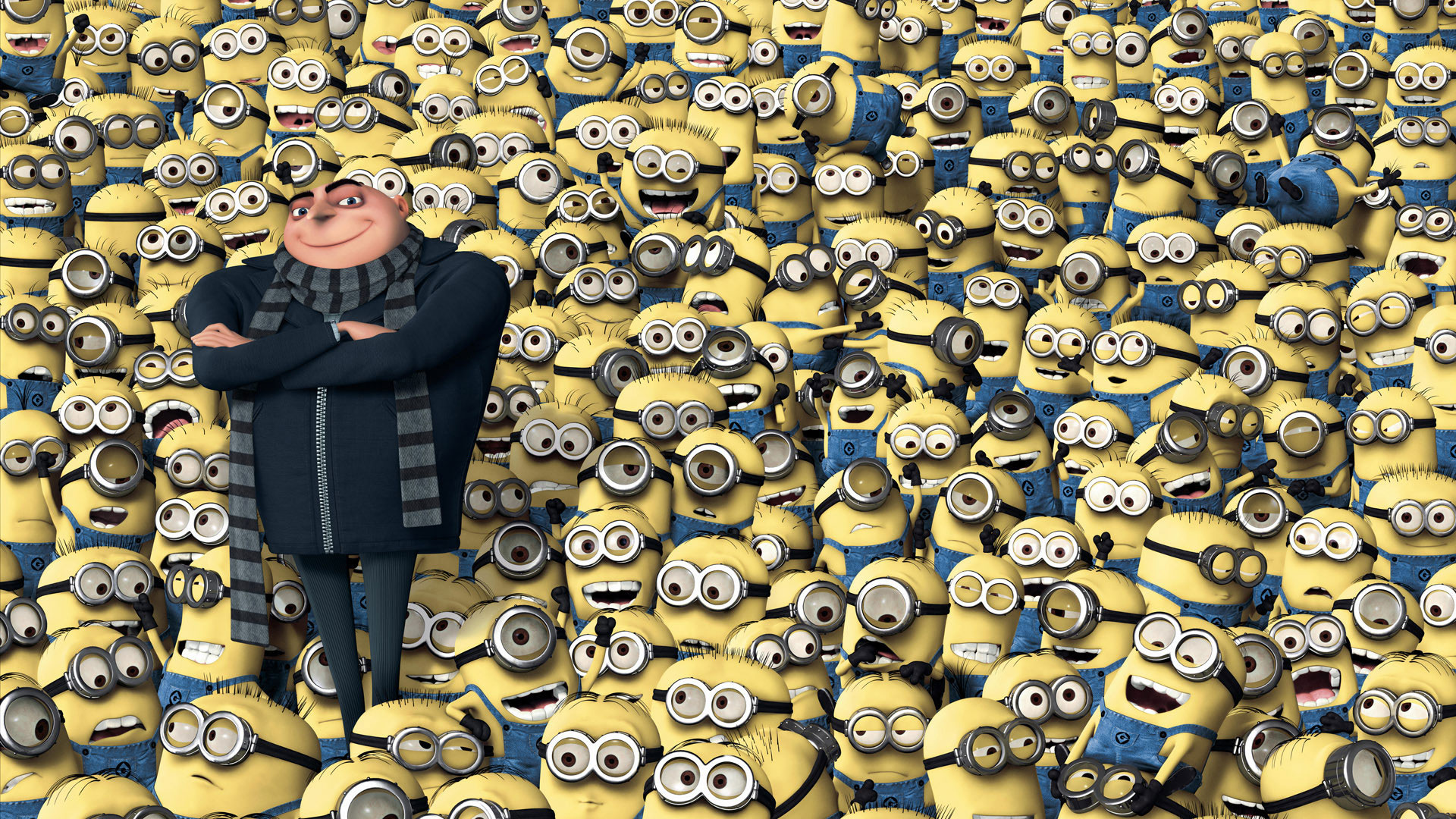 despicable me minions wallpapers - photo #24