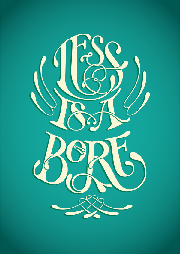 Inspirational Typography Design Posters For Graphic Designers 6 Inspirational Typography Design Quotes For Graphic Designers
