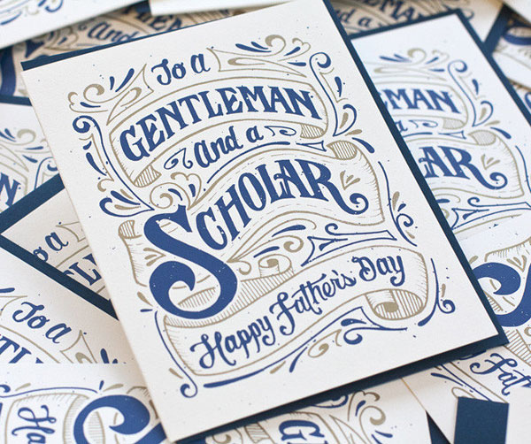 Retro_Typography-fathers-day-card