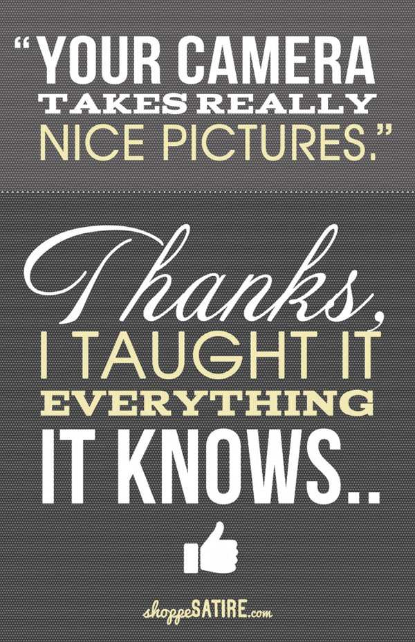 Sarcastic Quotes that pinches photographers (13)