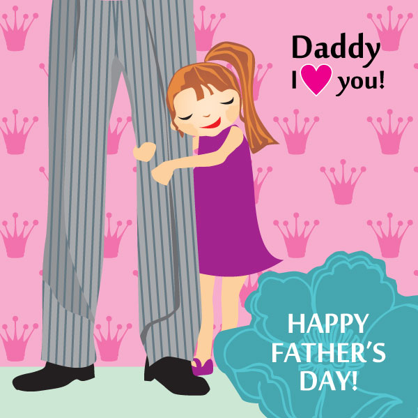happy-fathers-day-vector-card-design