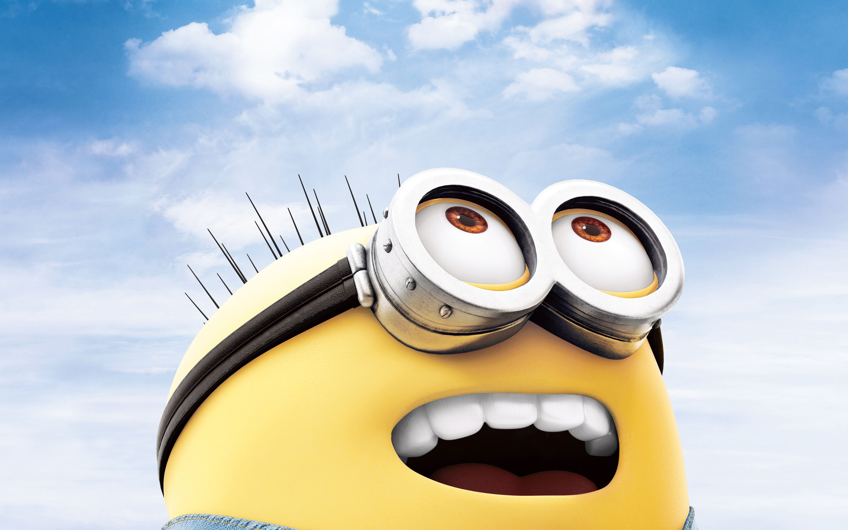 Despicable me 2 minions pictures movie wallpapers facebook cover photos designbolts - Mechant minion ...