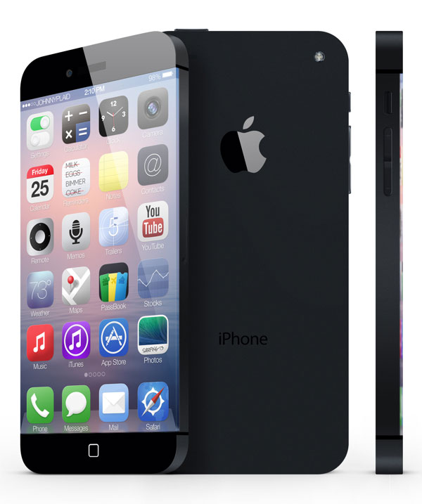 Apple iPhone 6 in black