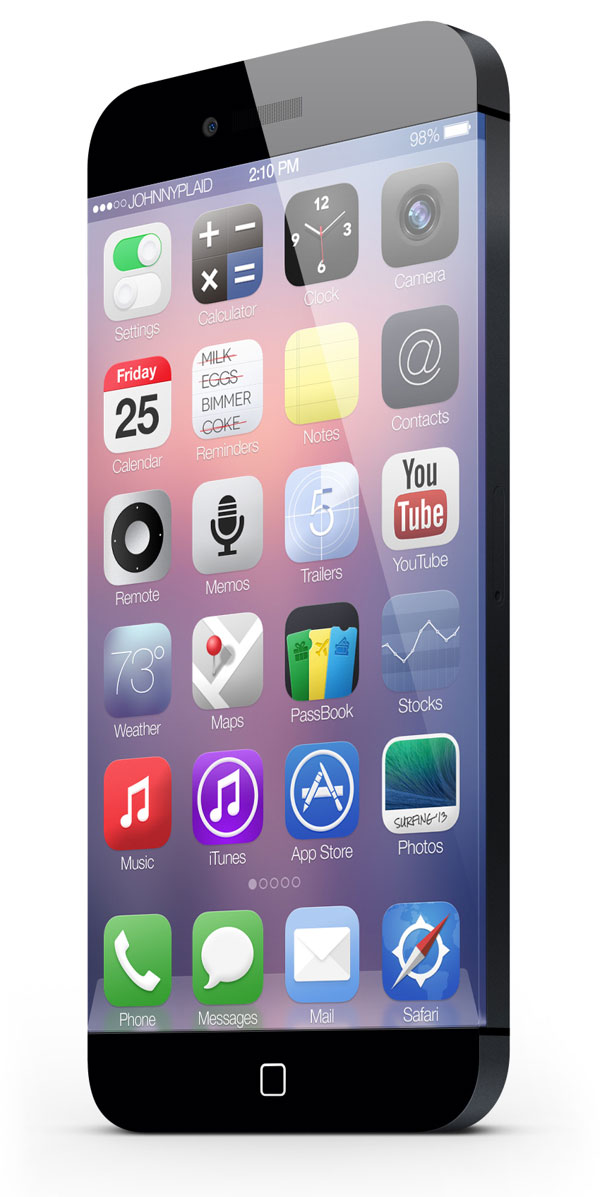 Apple iPhone 6 Concept Design