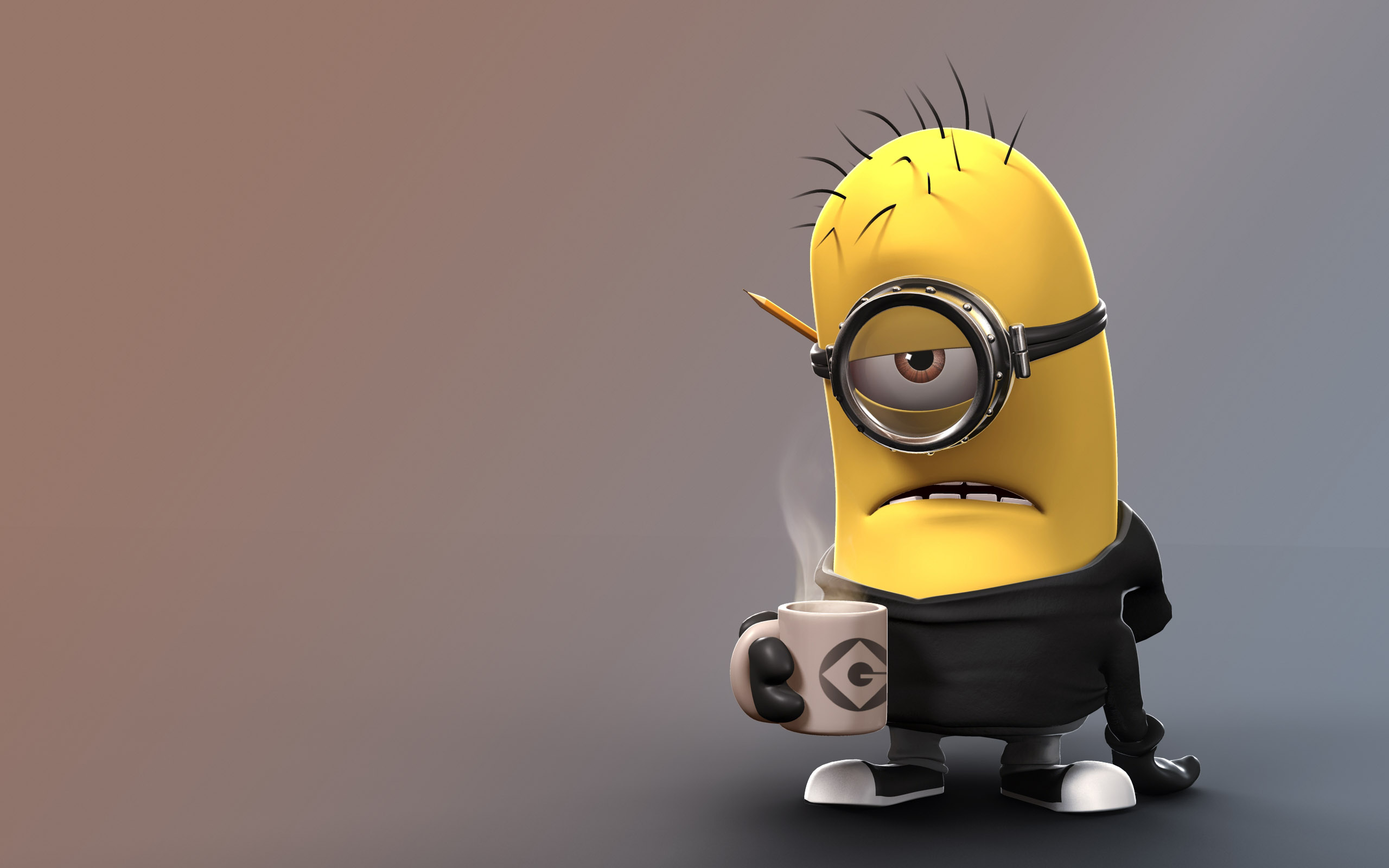 a cute collection of despicable me 2 minions | wallpapers, images