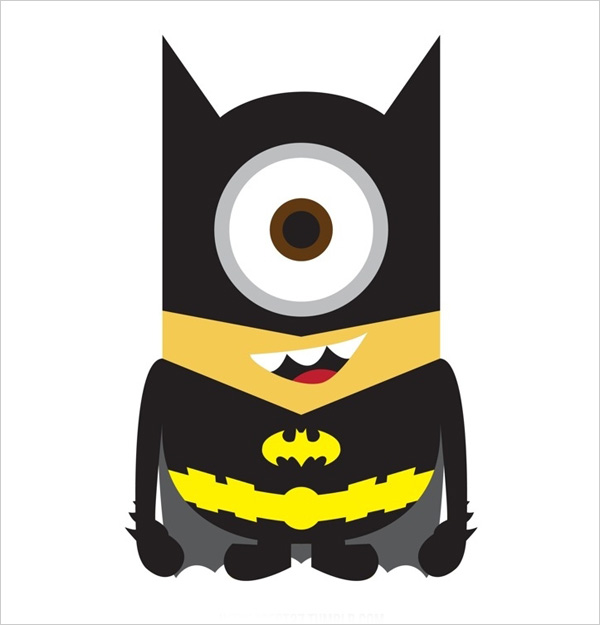 Minion-Batman