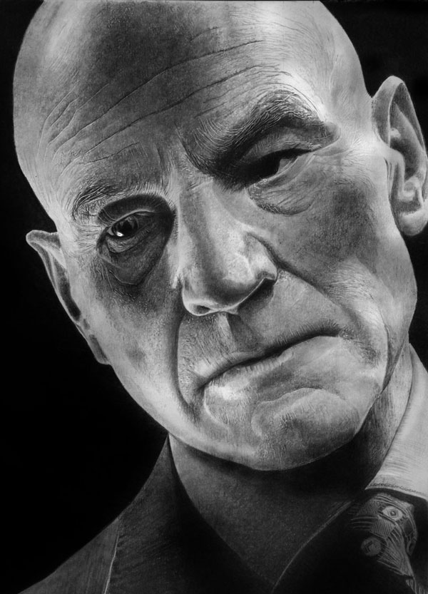 Xavier-Realistic-Pencil-Drawing