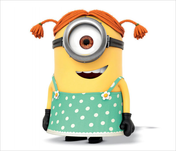 despicable-me-2-stuart-Girl-Minion-